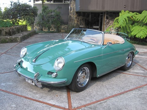 1961 Porsche 356 Roadster for sale