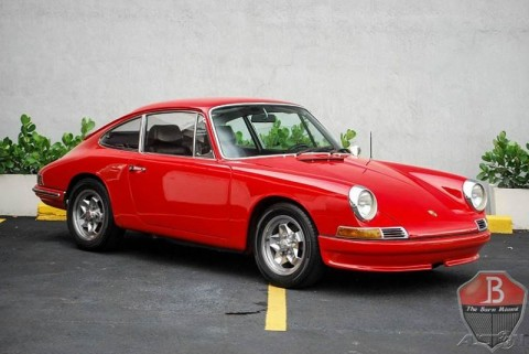 1968 Porsche 912 Factory 5 Speed Matching Numbers for sale