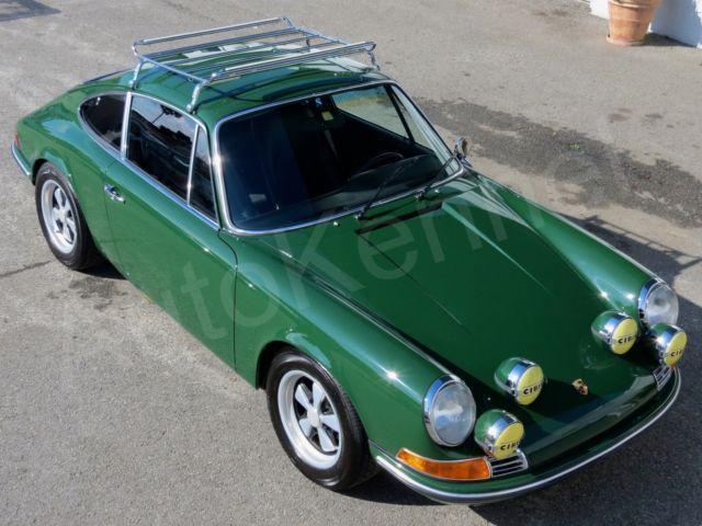 1970 Porsche 911 Sport Purpose