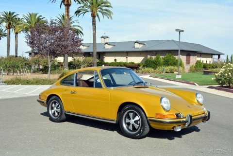 1972 Porsche 911 911E Sunroof Coupe for sale