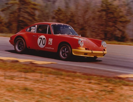 1972 Porsche 911S / ST Canadian Race Car for sale