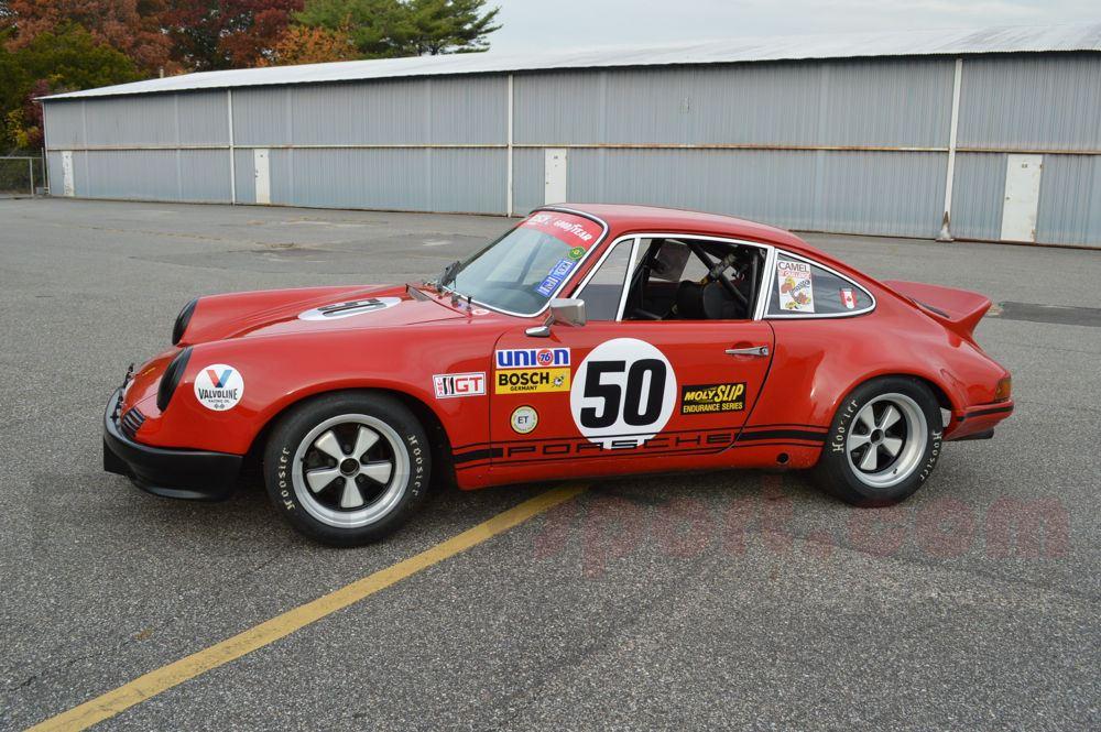 Auto For Sale Canada: 1972 Porsche 911S / ST Canadian Race Car For Sale