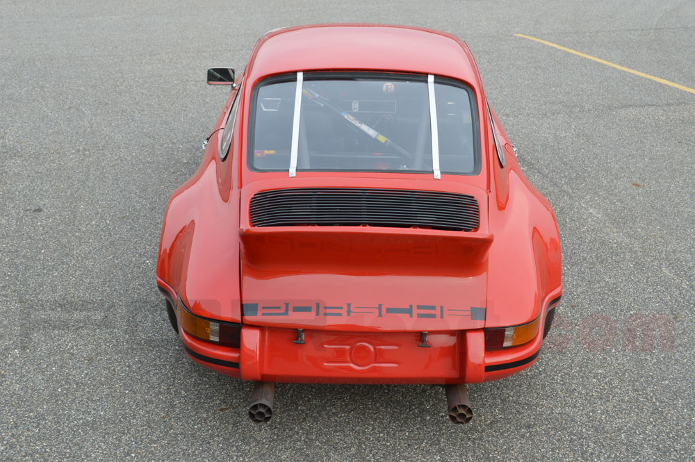 1972 Porsche 911s St Canadian Race Car For Sale