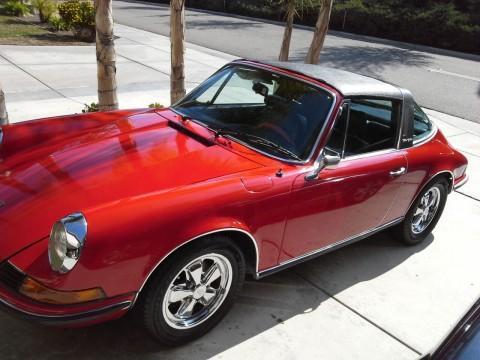 1973 Porsche 911 T 2.4L for sale