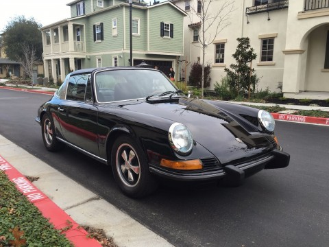 1973 Porsche 911T Targa for sale
