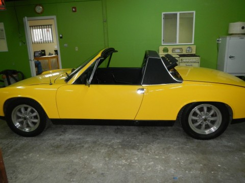 1974 Porsche 914/4 Roadster for sale