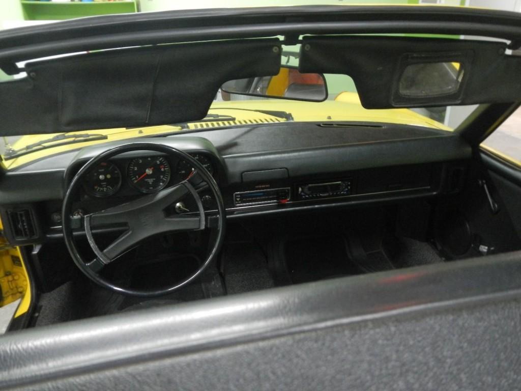 1974 Porsche 914/4 Roadster