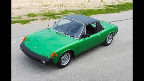 1975 Porsche 914 1.8 for sale