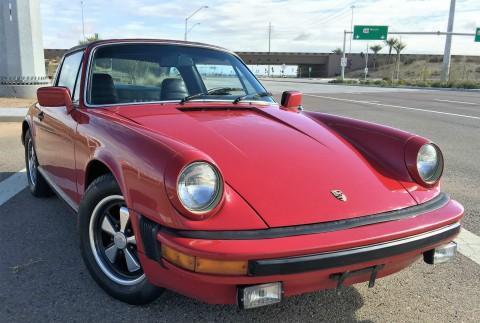 1976 Porsche 911S Targa for sale