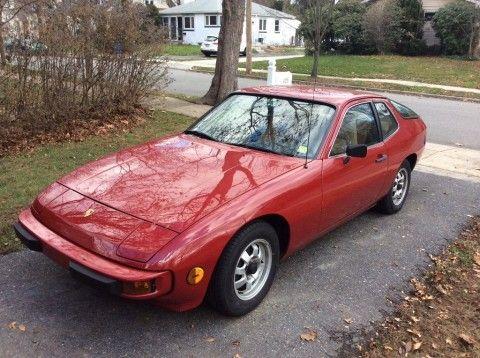1978 Porsche 924 for sale