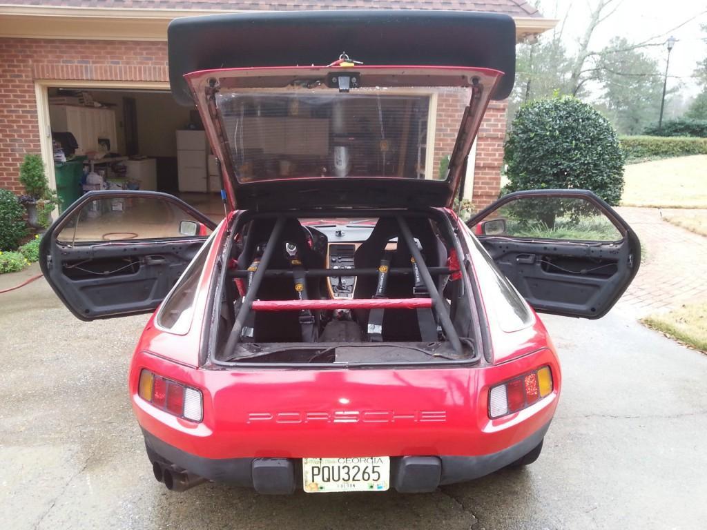 1978 Porsche 928 Track Car