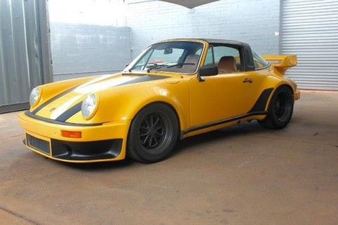 1978 Porsche 930 Turbo Targa Holbert Edition for sale