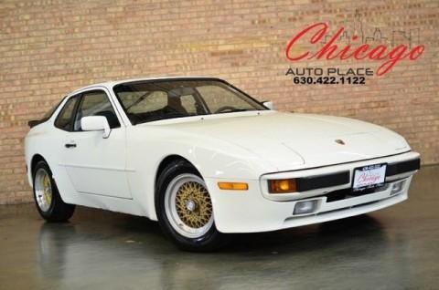 1983 Porsche 944 BBS Wheels for sale