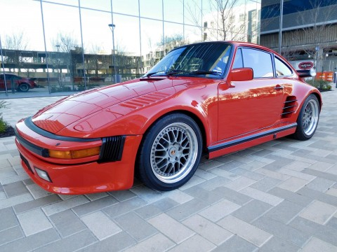 1986 Porsche 911 Turbo Slantnose for sale