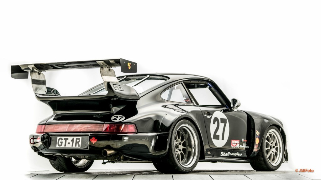1986 Porsche 930 Turbo Race Car For Sale