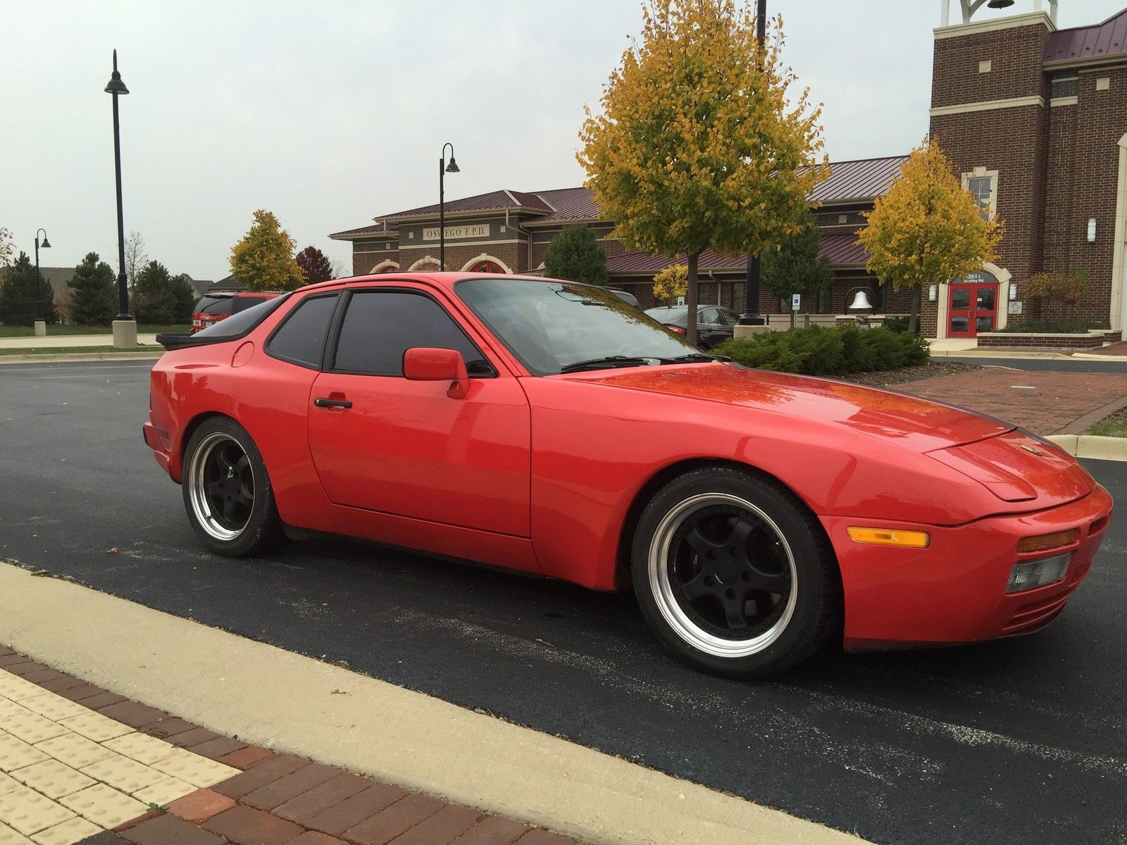 1986 Porsche 944 Turbo 951 For Sale