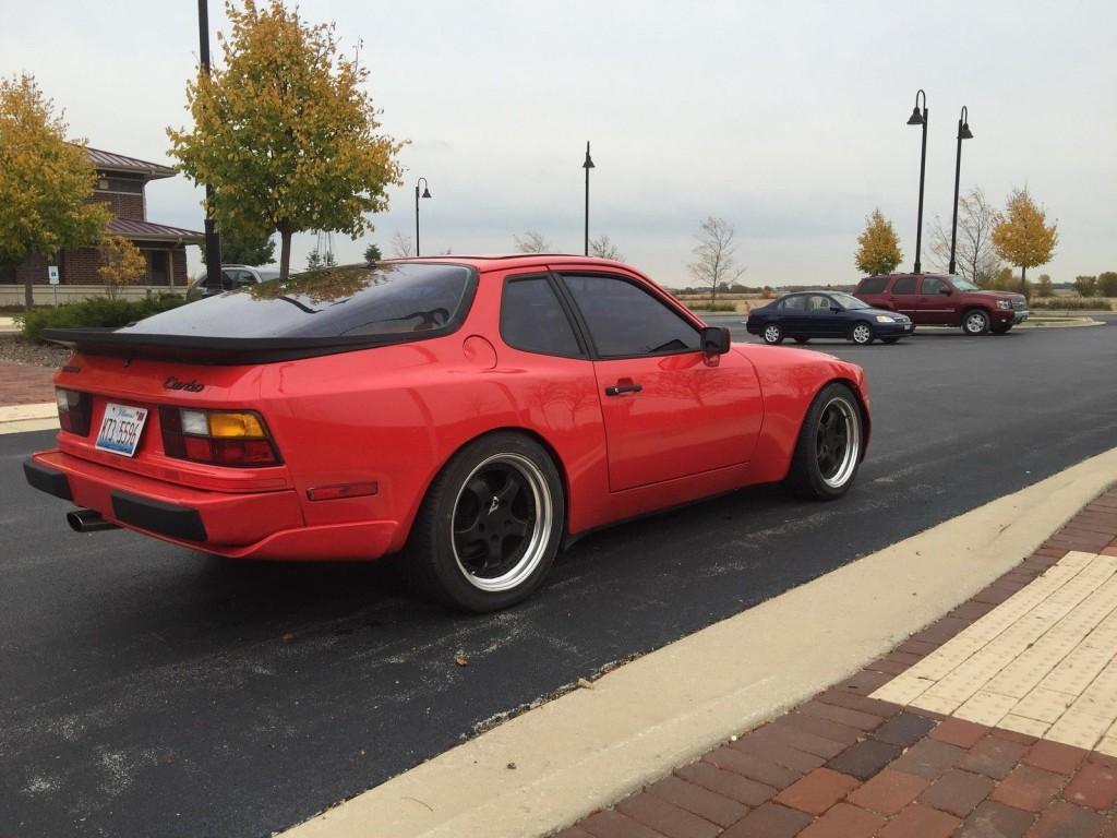 1986 Porsche 944 Turbo 951