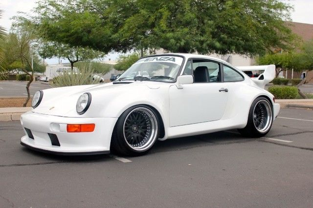 1987 porsche 911 carrera widebody for sale. Black Bedroom Furniture Sets. Home Design Ideas