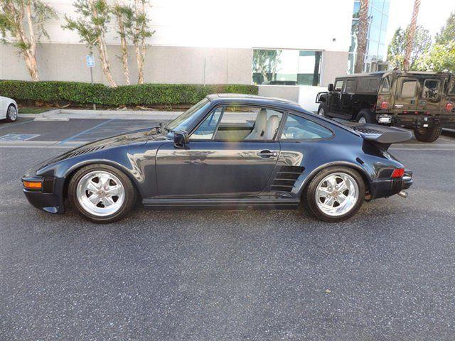 1987 Porsche 911 Slant Nose Turbo