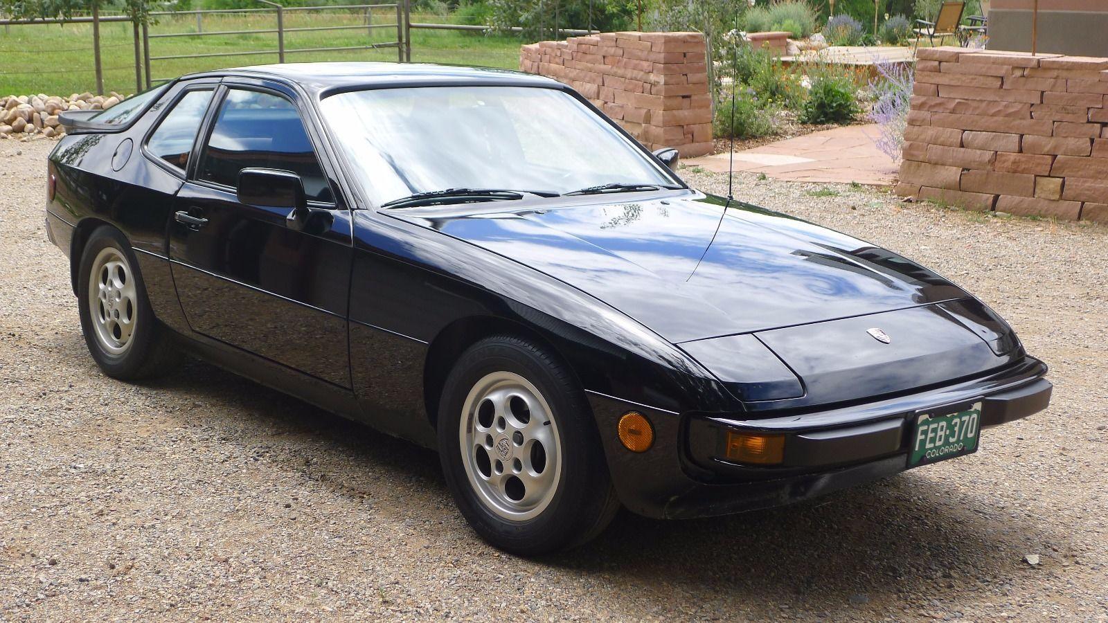 1987 Porsche 924S