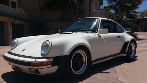 1987 Porsche 930 Turbo for sale