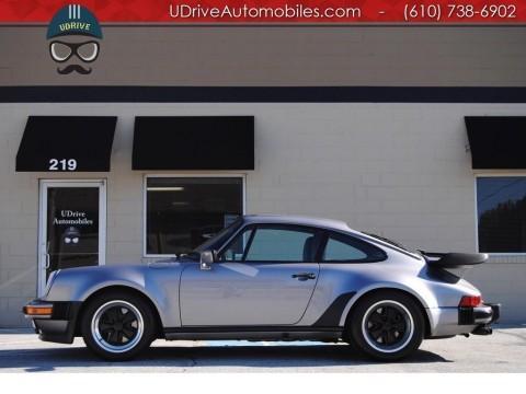 1988 Porsche 911 Carrera Turbo for sale