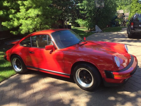 1989 Porsche 911 Carrera for sale
