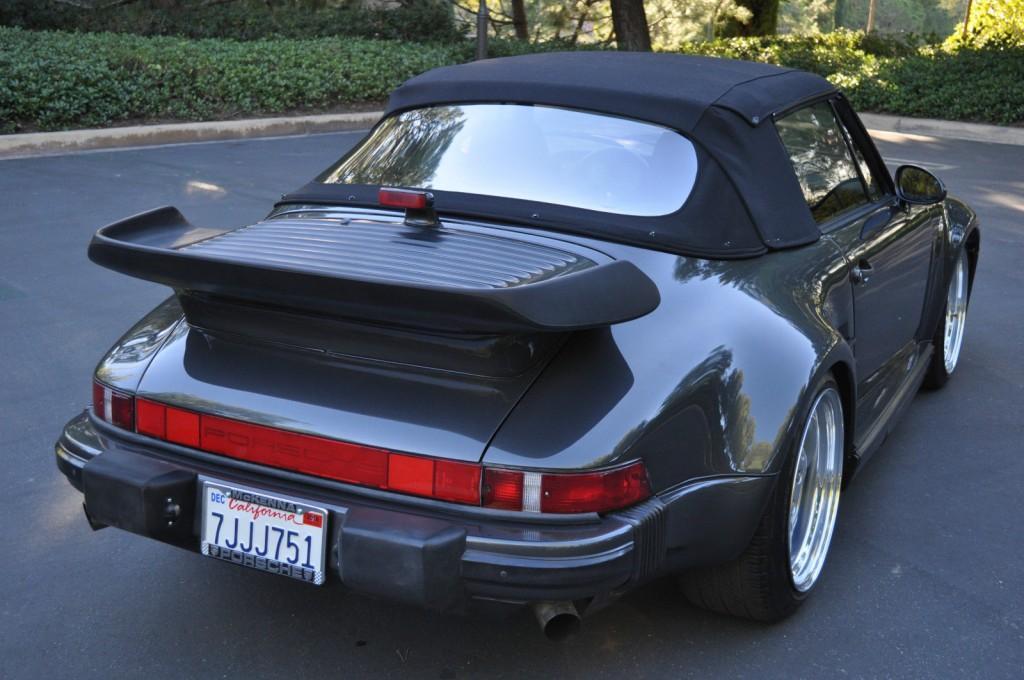 1989 Porsche 911 Factory Slant Nose