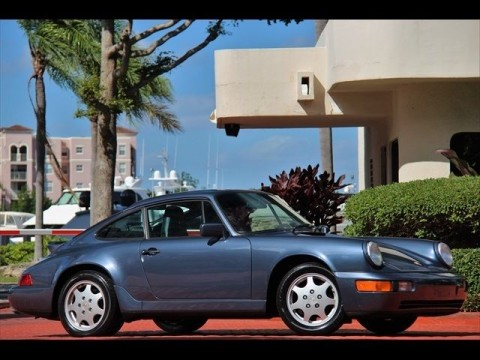 1990 Porsche 911 Carrera 4 for sale
