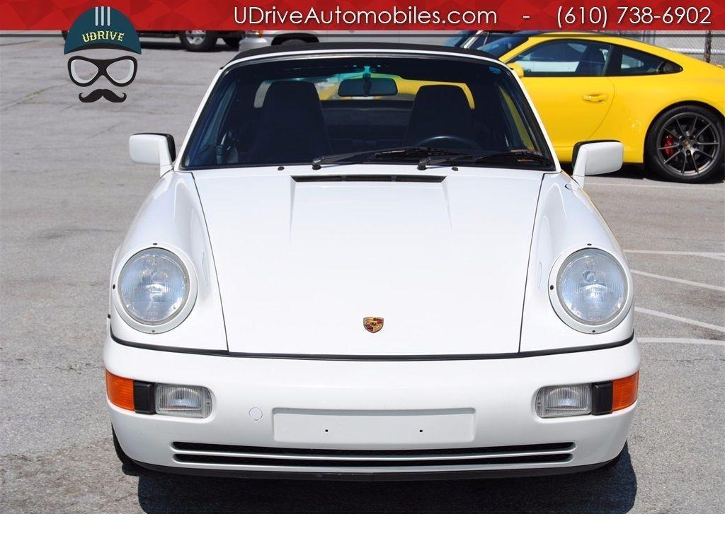 1990 Porsche 911 Carrera 964 Cabriolet