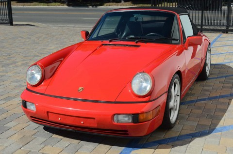 1991 Porsche 911 / 964 Carrera 2 Convertible for sale