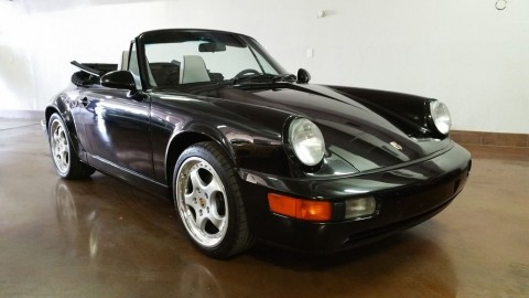 1992 Porsche 964 5 Speed 911 convertible for sale