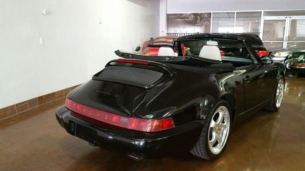 1992 Porsche 964 5 Speed 911 convertible