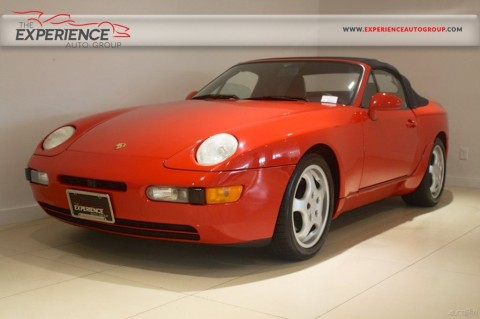 1992 Porsche 968 Cabriolet for sale