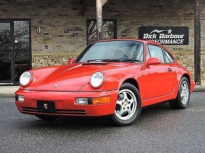 1994 Porsche 911 2 Coupe 964