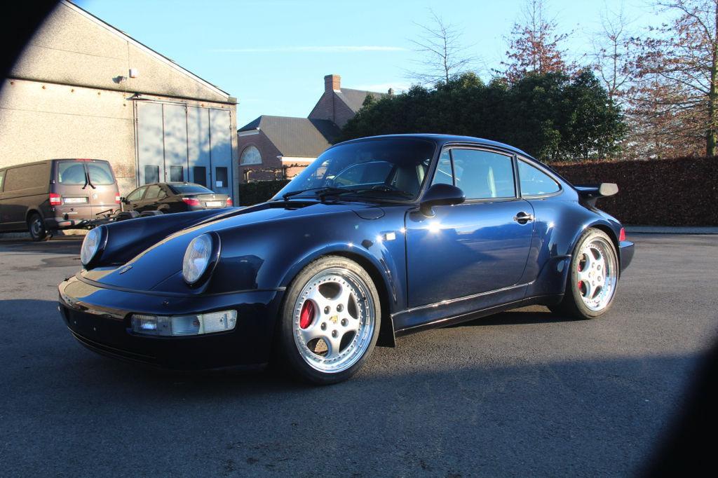 1994 porsche 911 964 turbo for sale. Black Bedroom Furniture Sets. Home Design Ideas