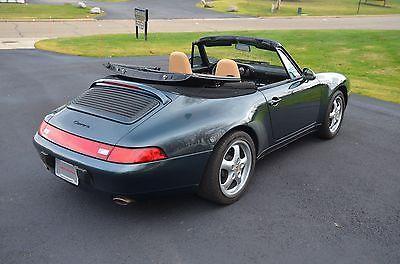 1995 Porsche 911 C2 Cabriolet for sale