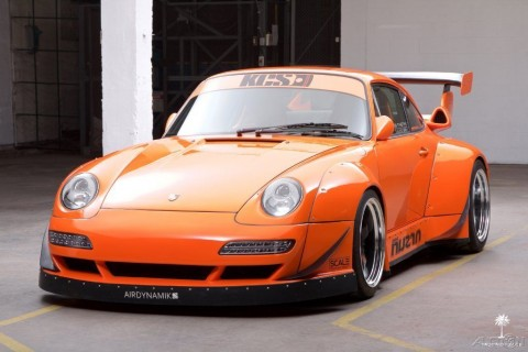 1995 Porsche 911 Custom 993 Wide Body for sale