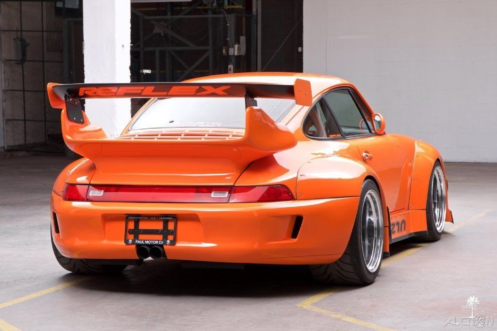 1995 Porsche 911 Custom 993 Wide Body