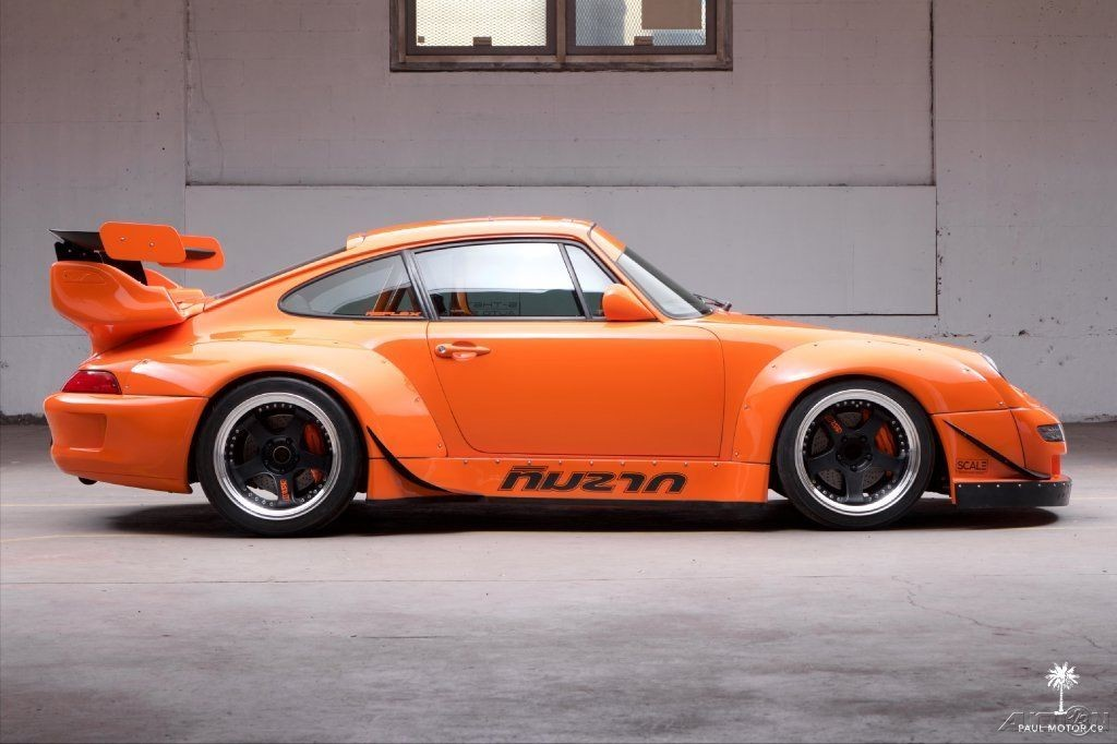 1995 Porsche 911 Custom 993 Wide Body