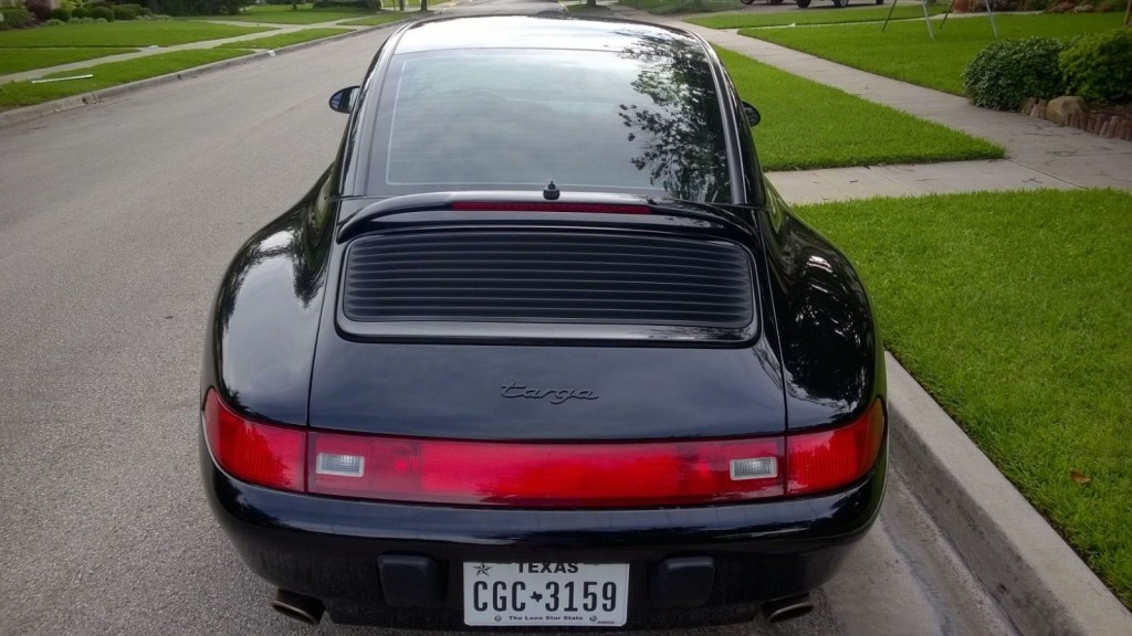 1996 Porsche 911 993 Targa