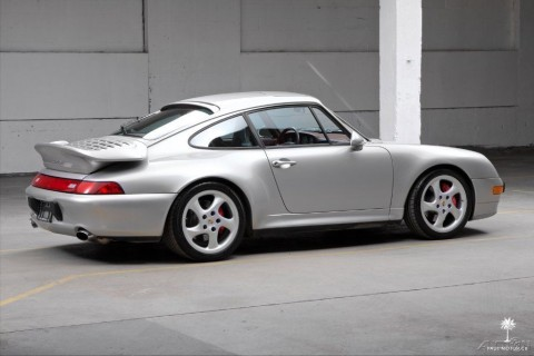 1997 Porsche 911 993 Turbo for sale
