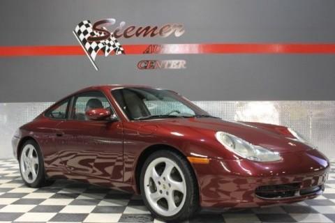 1999 Porsche 911 s for sale