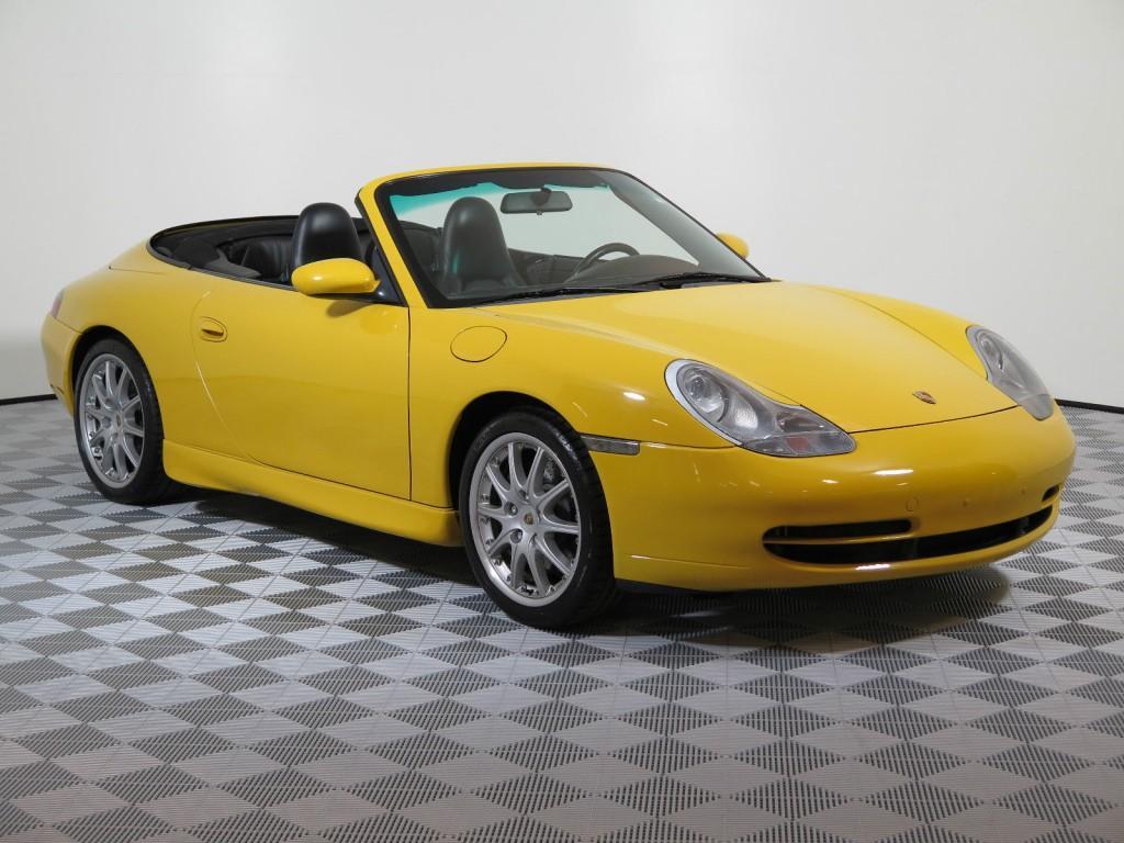 2000 Porsche 911 Carrera Tiptronic