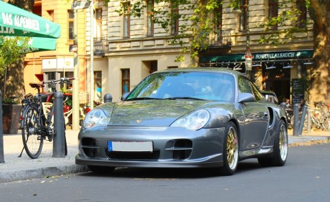 2001 Porsche 911 996 GT2 Turbo Original Porsche Zentrum Umbau auf 860ps for sale