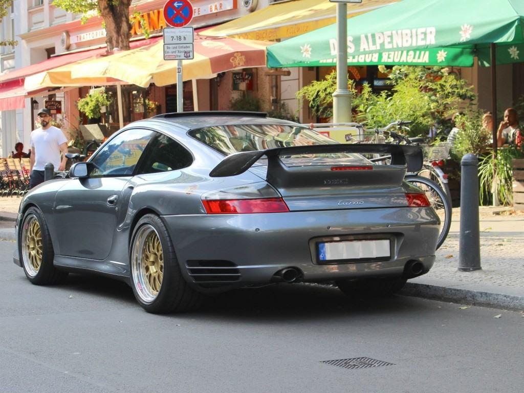 2001 Porsche 911 996 GT2 Turbo Original Porsche Zentrum Umbau auf 860ps