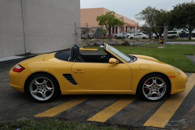 2005 porsche boxster s convertible for sale. Black Bedroom Furniture Sets. Home Design Ideas
