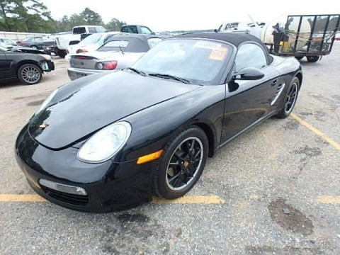 2008 Porsche Boxster 2dr Roadster for sale
