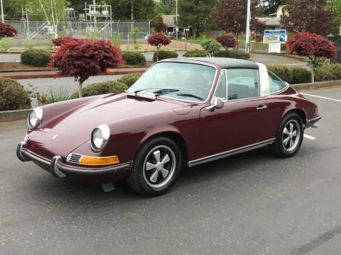 1970 Porsche 911E Targa Top for sale