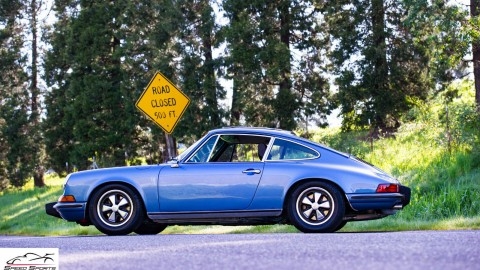 1973 Porsche 911T Sportomatic for sale